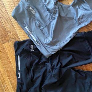 2 sketchers performance leggings